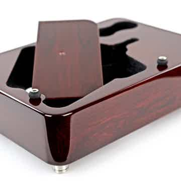 Thorens TD124 Statement Cocobolo Panzerholz Long Base P...