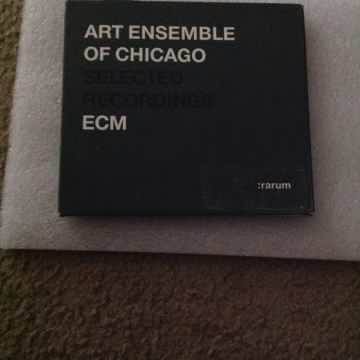 Art Ensemble Of Chicago - :rarum ECM  Records Compact D...