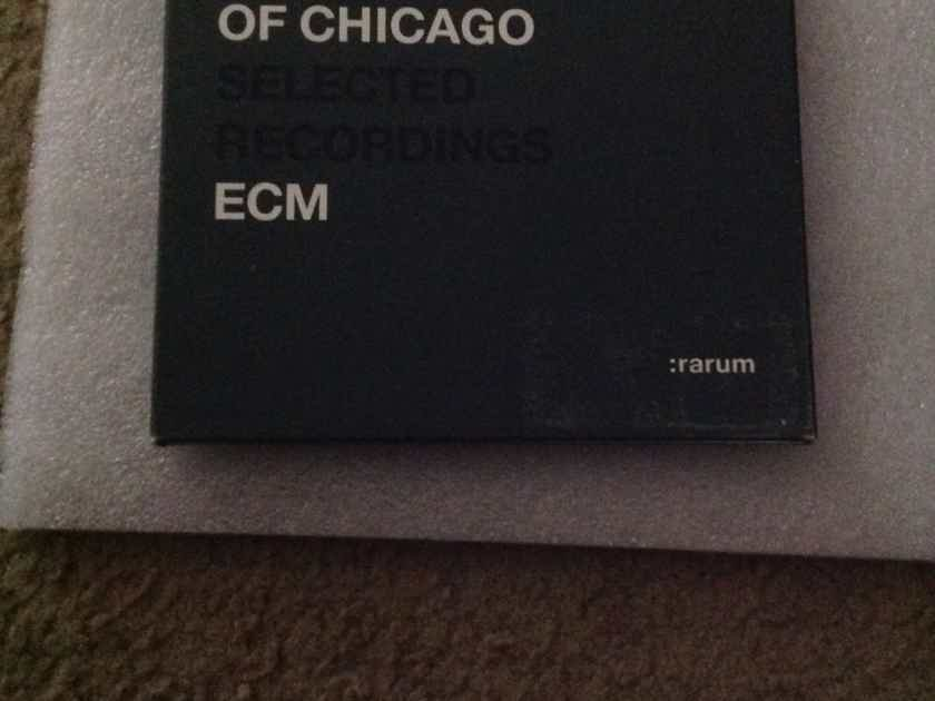 Art Ensemble Of Chicago - :rarum ECM  Records Compact Disc