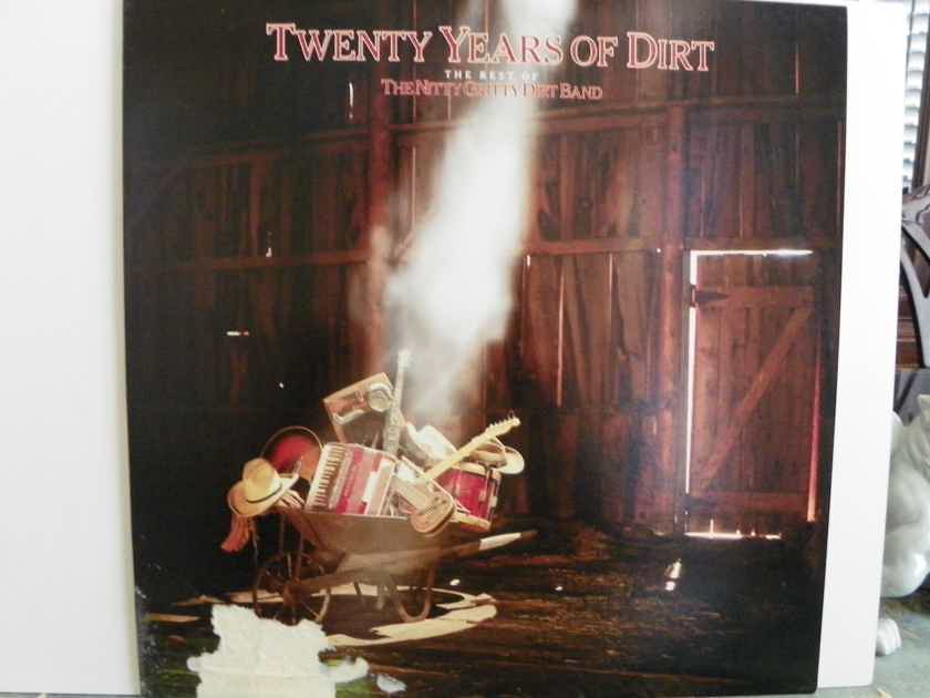 THE NITTY GRITTY DIRT BAND - TWENTY YEARS OF DIRT