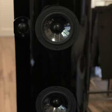 Close up Left speaker