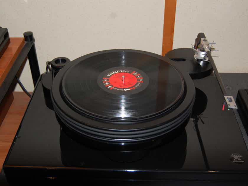 """Nottingham Analogue 294 with 12"""" Ace Space Tonearm"""