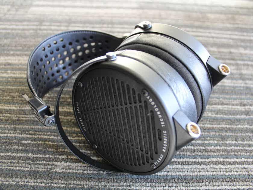 Audeze LCD-X Headphones. Perfect. Newer. Wonderful.