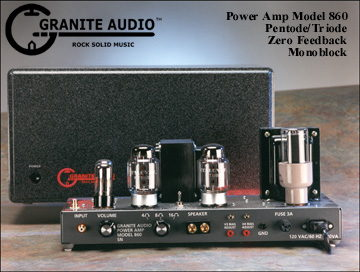 Granite Audio