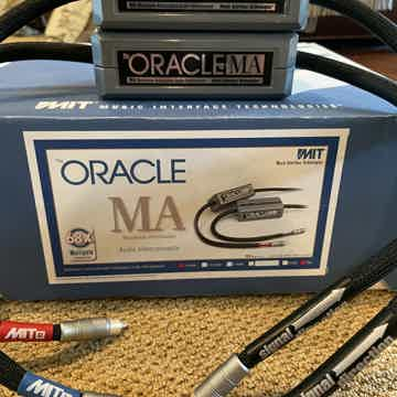 MIT Oracle MA 1M RCA Pair