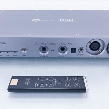 CMA600i DAC / Headphone Amplifier
