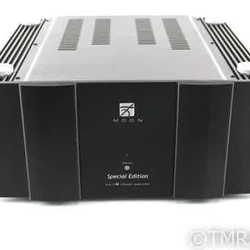 Moon W5.3 SE Stereo Power Amplifier