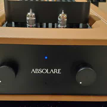 Absolare Signature   Integrated V2 XLR Model