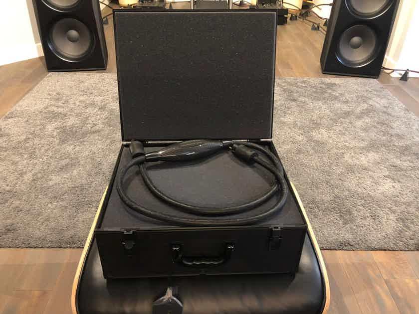 Transparent Audio Opus Gen 5 Power Cord (Euro - Schuko Plug)