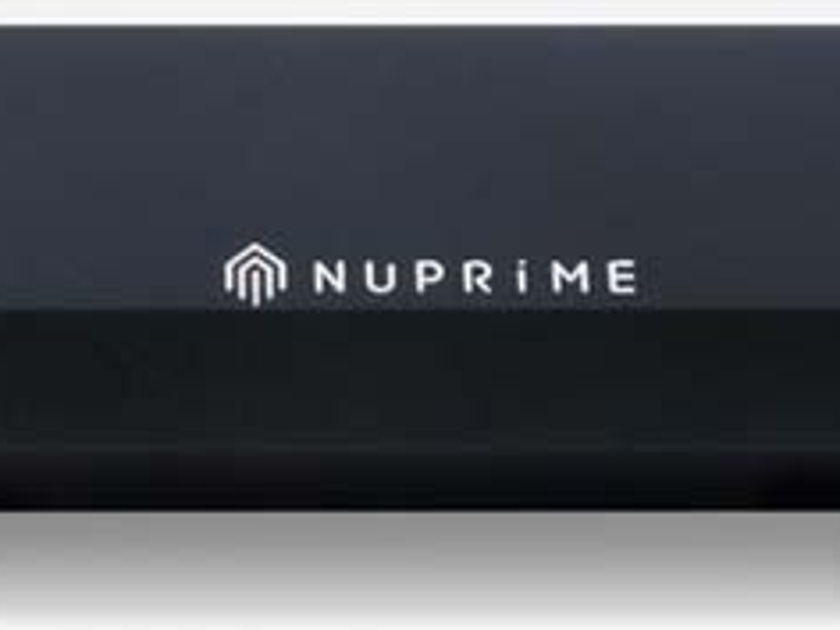 NuPrime ST-10 Stereo Amplifier, 'Best Digital Amplifier to date' - The Absolute Sound