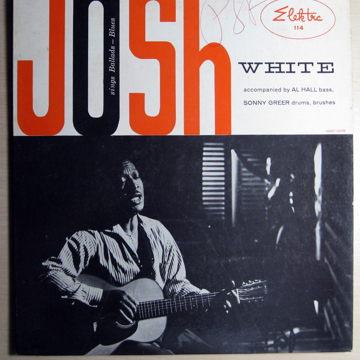 Josh White Sings Ballads – Blues