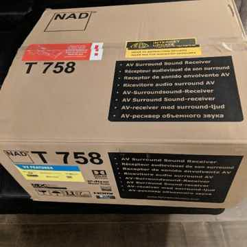 NAD T777V3 or T758V3 NEW!