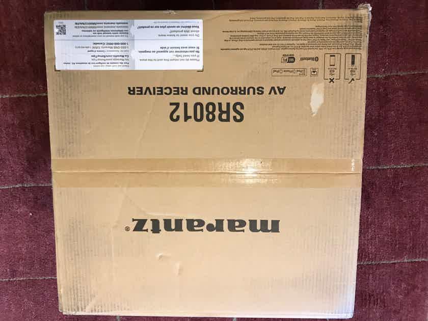Marantz SR-8012
