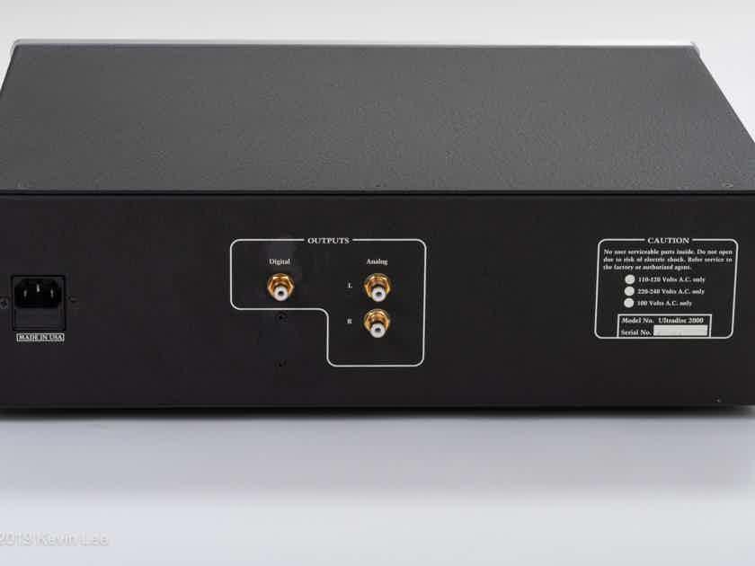 Enlightened Audio Design (EAD) Ultradisc 2000