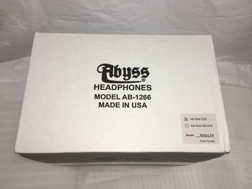 Abyss ABYSS AB-1266 Lite version - BRAND NEW -