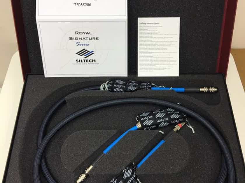 Siltech Cables Princess RCA 1.5m Brand New & Reduced!!