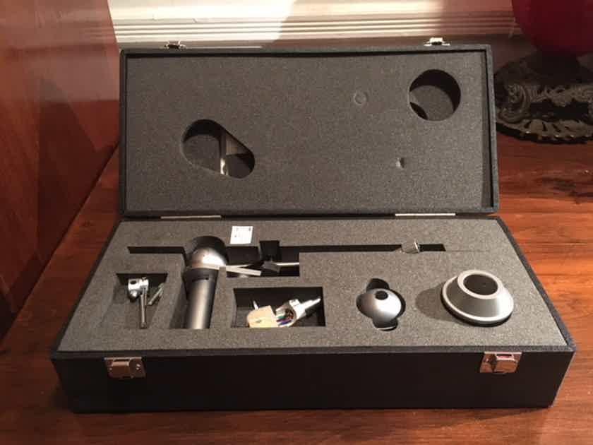 Ikeda Sound Labs IT-345 Tonearm & Ikeda 9 Cartridge