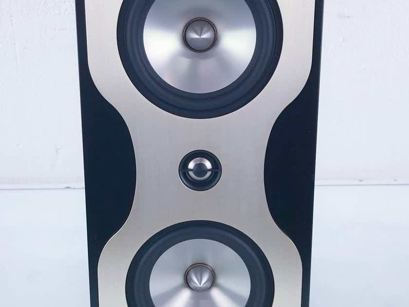 TruAudio TC-LCR.1 Bookshelf / Surround Speaker; Black; Single (No Side Panels) (2/2) (15092)