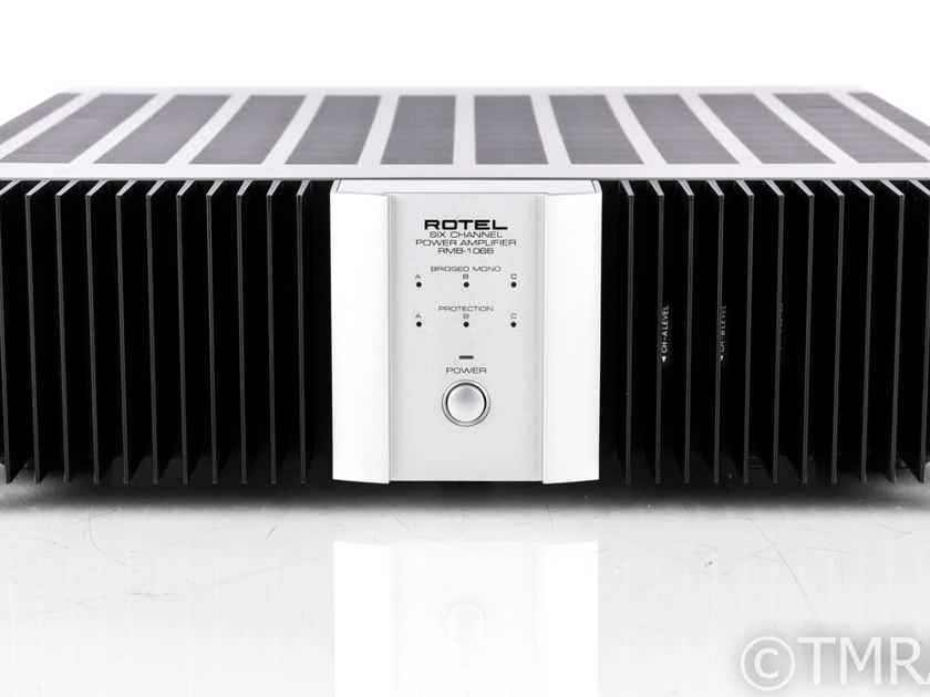 Rotel RMB-1066 6 Channel Power Amplifier; RMB1066 (20088)