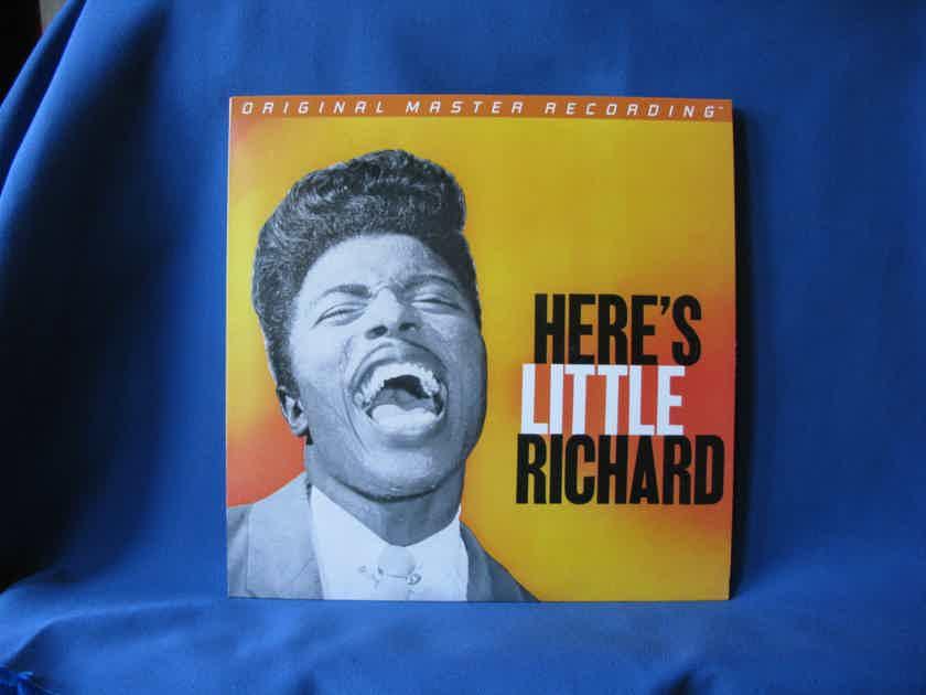 Little Richard - Here's Little Richard - Mobile Fidelity