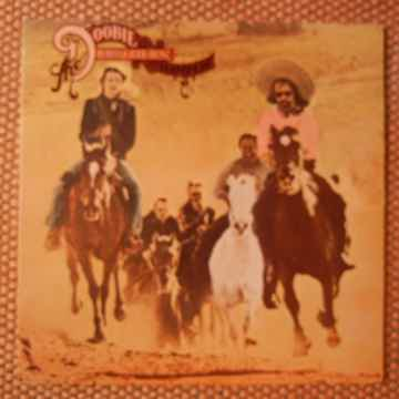The Doobie Brothers - Stampede Warner Bros. BS-2835 Stereo