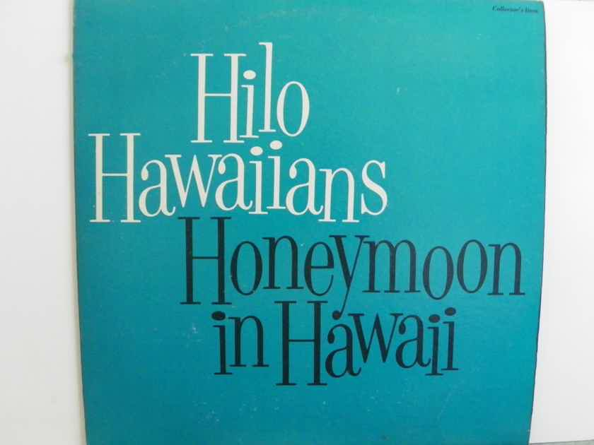 HILO HAWAIIANS - HONEYMOON IN HAWAII