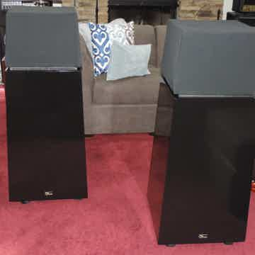 ONE OF A KIND RARE (pair) Ohm Acoustics Walsh 5 mkII  (...