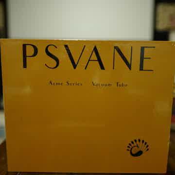 Brand new matched pair Psvane Acme Series vacuum tubes