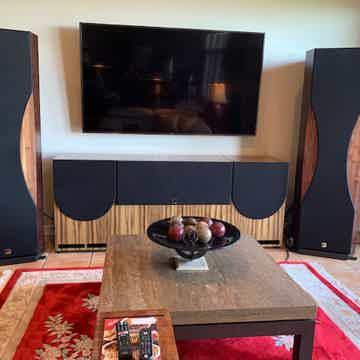 PBN Audio Montana M!777's Speakers