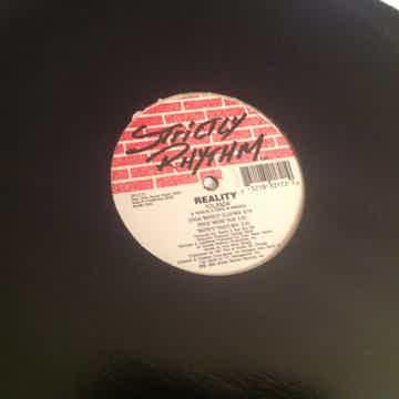 Reality Yolanda Strictly Records 12 Inch Vinyl