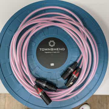 Townshend F1 Fractal Internet Cable (3M - XLR): MINT Tr...