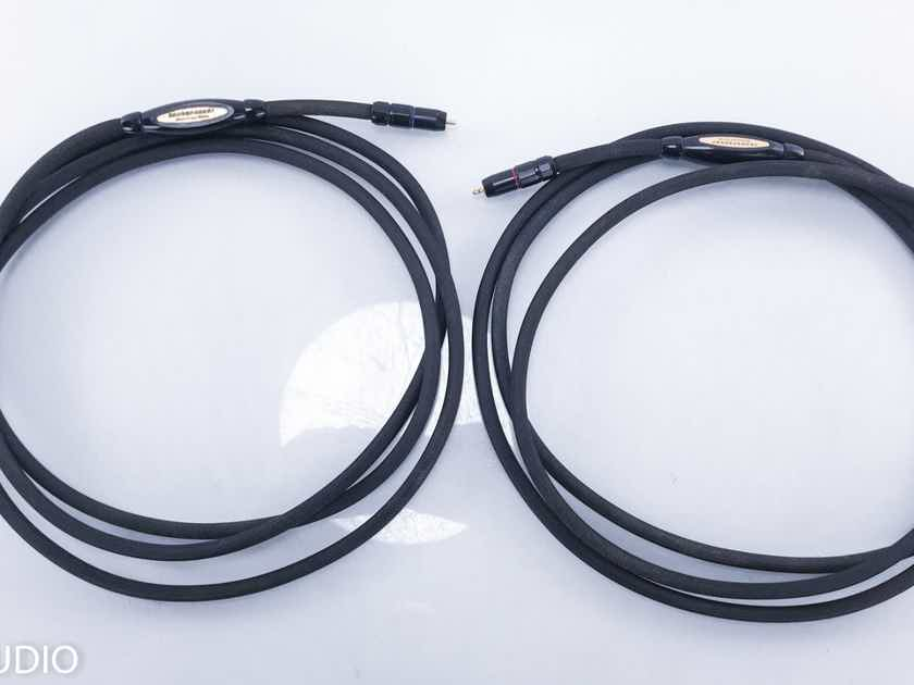 Transparent MusicLink Ultra RCA Cables 10ft Pair Interconnects (15349)