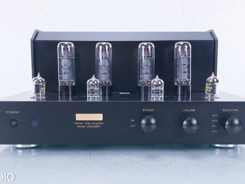 Jolida JD302BRC Integrated Stereo Tube Amplifier JD-302-BRC (Factory Upgraded) (13847)