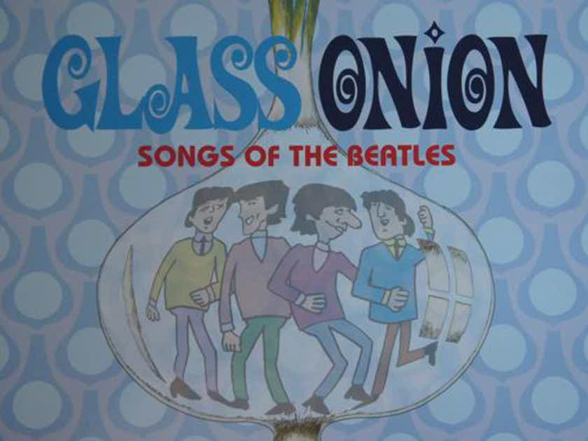 Glass Onion Songs of The Beatles - 2 LPs