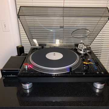 Technics SL-1210M5G Audiophile Custom Build