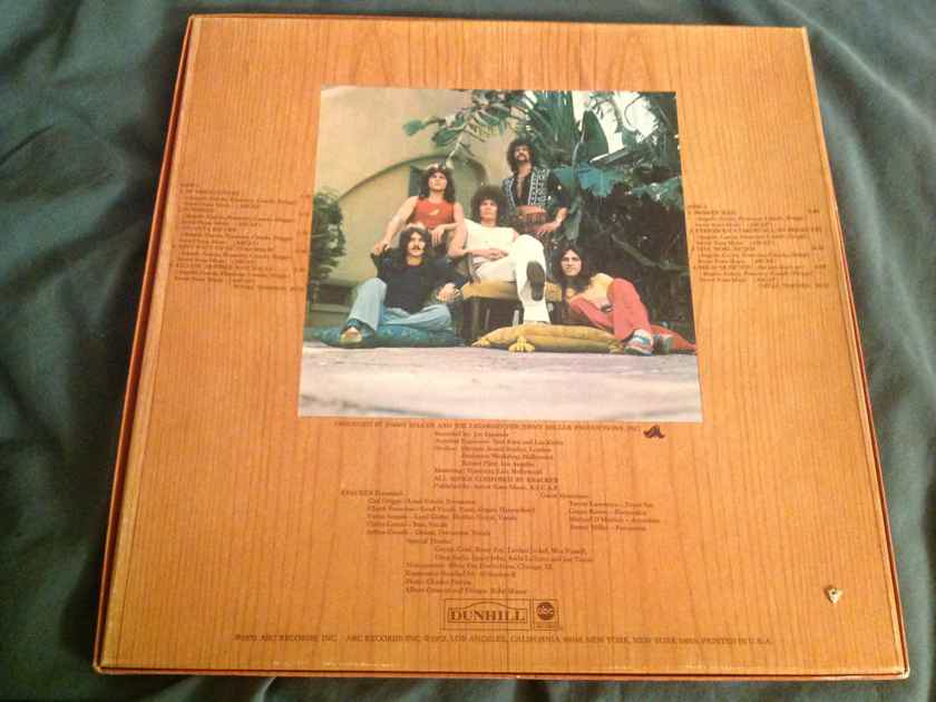 Kracker La Familia Dunhill ABC Records Box LP
