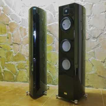 Gauder Akustik Cassiano MK II Piano Black