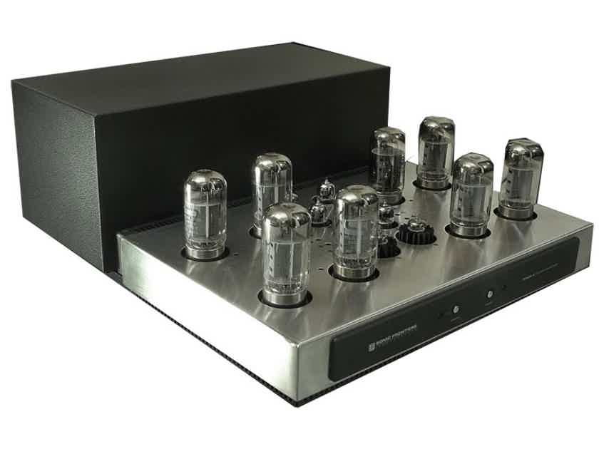 SONIC FRONTIERS POWER-2 Stereo Power Amplifier (Black): Refurbished; 1 Yr. Warranty; 50% Off