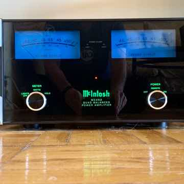 McIntosh MC-452 Power amp