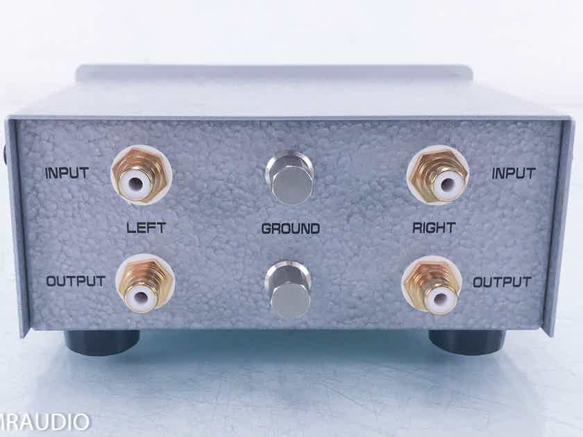 Shelter 411 Type II Moving Coil Step Up Transformer; Type 2; Phono (11961)