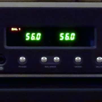 Line 1 SE Stereo Tube Preamplifier