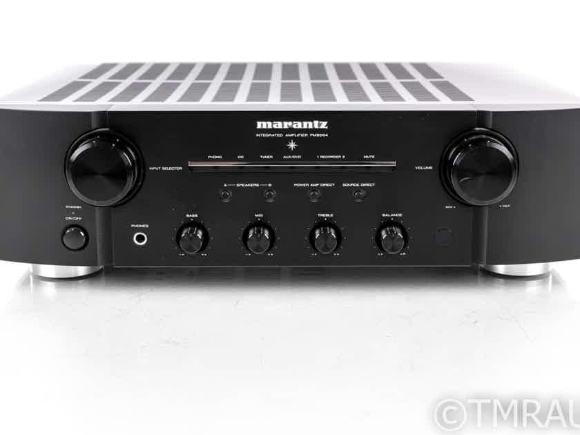 Marantz PM8004 Stereo Integrated Amplifier; PM-8004; Remote; MM phono (20228)