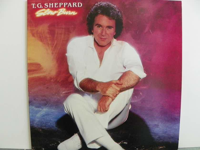 T.G. SHEPPARD - SELF-TITLED NM
