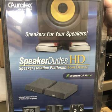 Auralex Acoustics Inc. Speakerdudes HD
