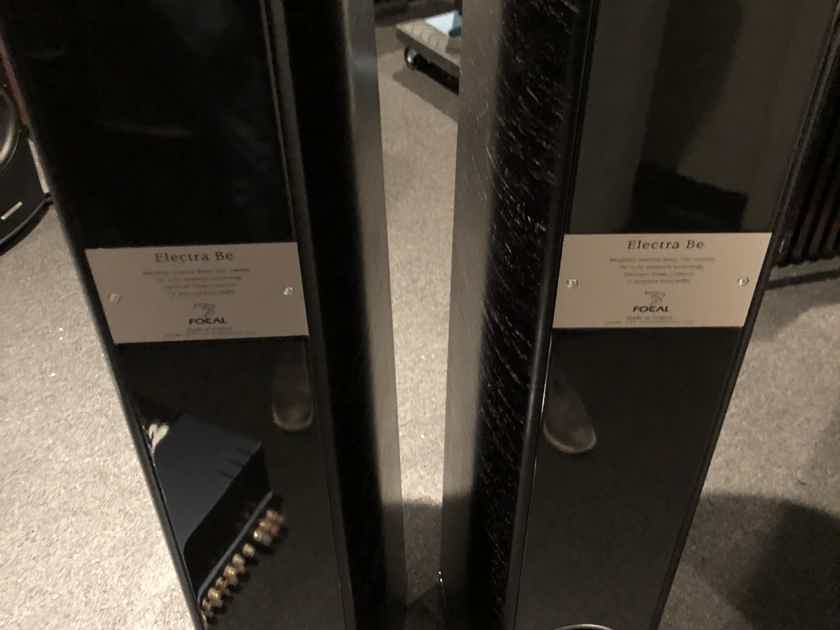 Focal 1028Be II Black ash locally traded