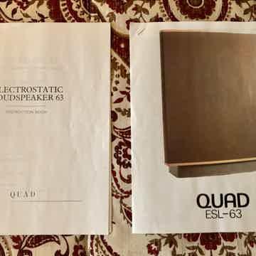 Quad ESL-63