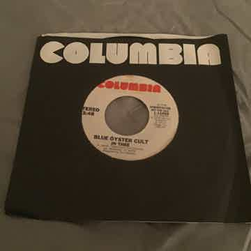 Blue Oyster Cult Promo 45 NM Columbia Records