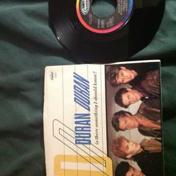 Duran Duran - Is There Something I Should Know? 45 Sing...