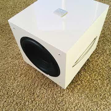 REL Acoustics S/2 Gloss White Subwoofer