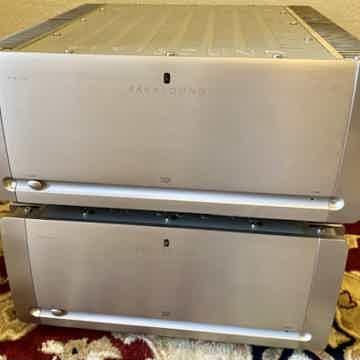 Parasound Halo JC-1 MONOBLOCKS (PAIR) Power Amplifiers